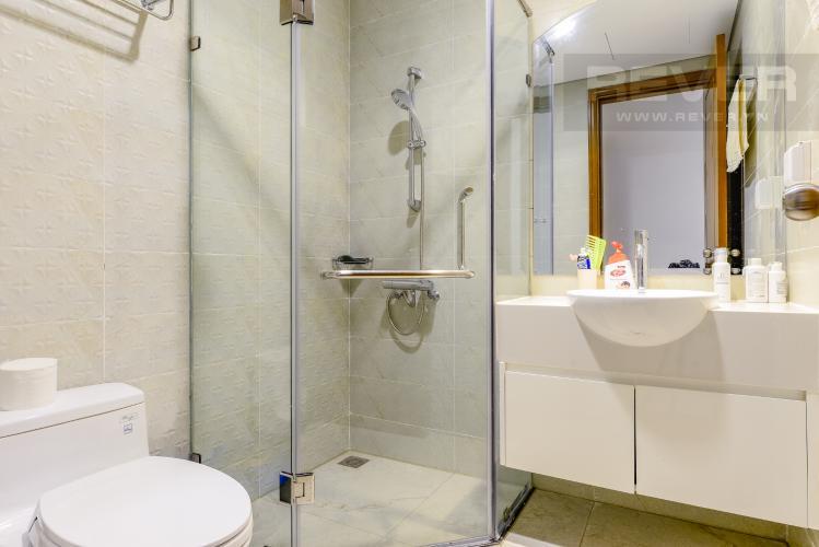 Phòng tắm 1 Căn hộ Vinhomes Central Park tầng cao, tháp Landmark 5, 2PN, view đẹp