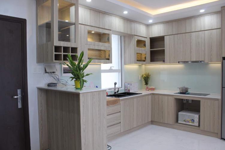 Phòng bếp căn hộ SUNRISE CITYVIEW Căn hộ Sunrise CityView diện tích 105m2, đầy đủ nội thất, view Phú Mỹ Hưng