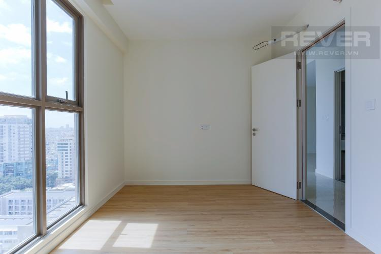 Phòng Ngủ 2 Căn hộ Masteri Millennium tầng cao, tháp A, 2 phòng ngủ, nội thất cơ bản