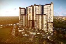 Hé lộ thiết kế tuyệt đẹp của phân khu căn hộ Palm Garden - Palm City