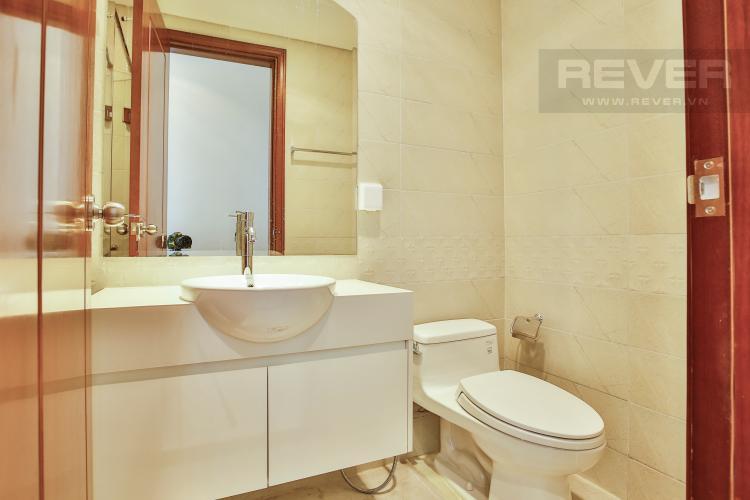 Toilet 1 Căn hộ Vinhomes Central Park trung tầng Central 3 thiết kế đẹp