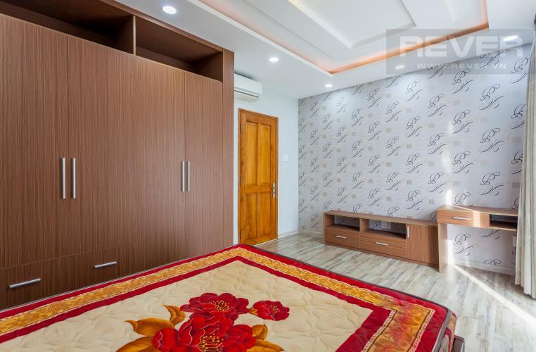 Phòng ngủ 1 Nhà phố khu villa Mega Village Quận 9 đầy đủ nội thất, tiện nghi