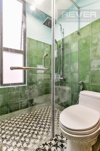 Phòng Tắm Căn hộ Icon 56 tầng thấp, 2 phòng ngủ, full nội thất