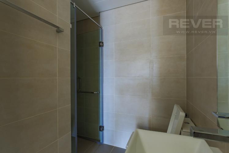 Phòng Tắm 1 Căn hộ Masteri Millennium tầng cao, tháp A, 2 phòng ngủ, nội thất cơ bản