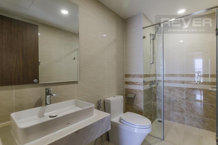 Phòng Tắm 2 Cho thuê căn hộ Saigon Royal 2PN, tầng cao, đầy đủ nội thất, view sông thoáng mát