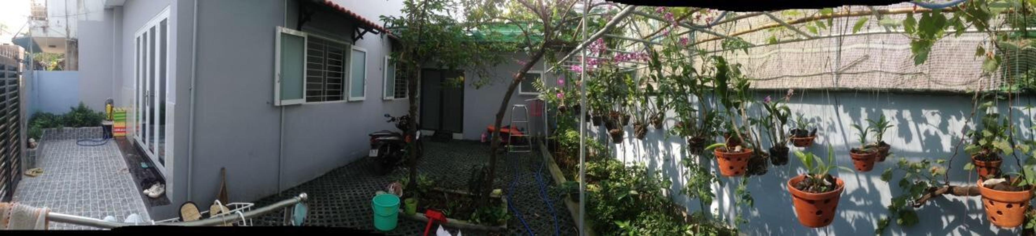 1b6cea83b39150cf0980 Bán nhà phố đường Bình Quới, Q, Bình Thạnh, 4 phòng ngủ, diện tích 162m2, có sân vườn