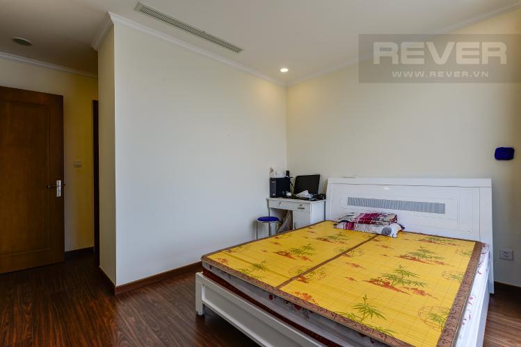 Phòng ngủ 1 Bán căn hộ Vinhomes Central Park tầng cao, 4PN, đầy đủ nội thất, view đẹp