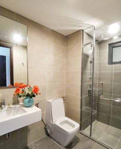 Phòng tắm One Verandah Quận 2 Căn hộ One Verandah tầng trung, đầy đủ nội thất, view sông lãng mạn.
