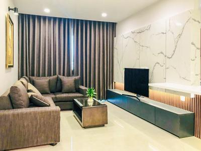 Cho thuê căn hộ Sunrise CityView 3PN, tầng trung, diện tích 105m2, đầy đủ nội thất