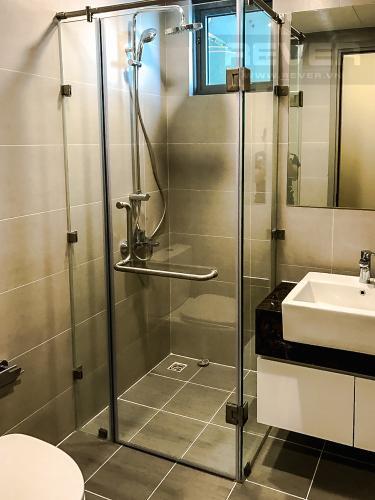 Phòng Tắm 1 Cho thuê căn hộ M-One Nam Sài Gòn 2PN, tầng trung, đầy đủ nội thất, view hồ bơi nội khu