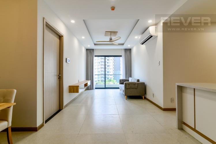 Phòng Khách Bán hoặc cho thuê căn hộ New City Thủ Thiêm 3PN 2WC, nội thất cơ bản, view nội khu