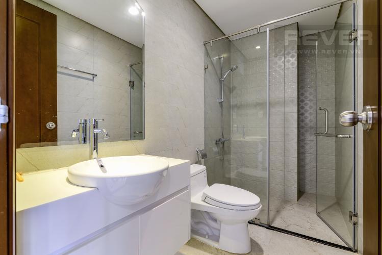 Phòng Tắm Căn hộ Vinhomes Central Park tầng cao, 1PN đầy đủ nội thất