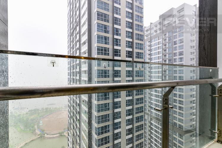 View Cho thuê căn hộ Vinhomes Central Park tháp Park 6, tầng cao, tiện ích đa dạng