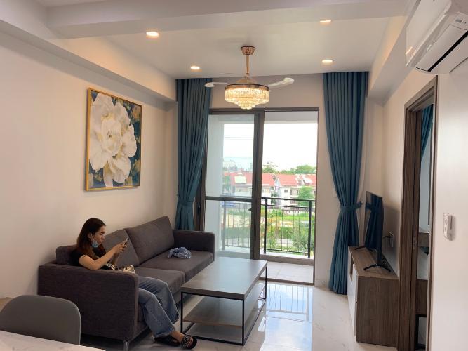 Nội thất Saigon South Residence   Căn hộ Saigon South Residence ban công hướng Tây, nội thất tiện nghi.