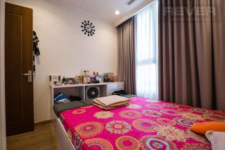 Phòng Ngủ 2 Bán căn hộ Vinhomes Central Park 2 phòng ngủ tầng thấp tháp C2, đầy đủ nội thất cao cấp