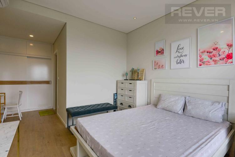 Phòng Ngủ 2 Bán căn hộ Diamond Island - Đảo Kim Cương 2PN, tháp Bora Bora, đầy đủ nội thất, view sông thoáng mát