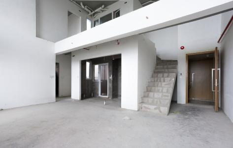 Duplex Vista Verde 3 phòng ngủ tầng thấp T2 giao thô