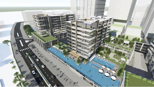 Bán căn hộ The Metropole Thủ Thiêm 4PN 3WC, diện tích 160m2, view sông Sài Gòn và Quận 1