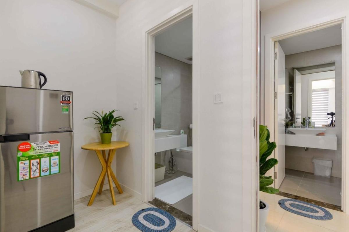 95ceae0362f884a6dde9 Bán căn hộ Masteri Millennium 2PN, block B, đầy đủ nội thất, view Bitexco