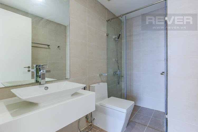 Phòng Tắm 1 Căn hộ Masteri Millennium tầng cao, 2 phòng ngủ, view sông Bến Vân Đồn