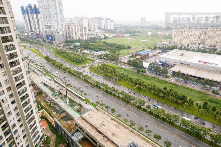 View Bán căn hộ Masteri Thảo Điền tầng cao, 2PN, đầy đủ nội thất
