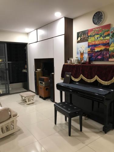 Không gian căn hộ De Capella , Quận 2 Căn hộ tầng 8 chung cư De Capella view nội khu yên tĩnh, nội thất cơ bản.