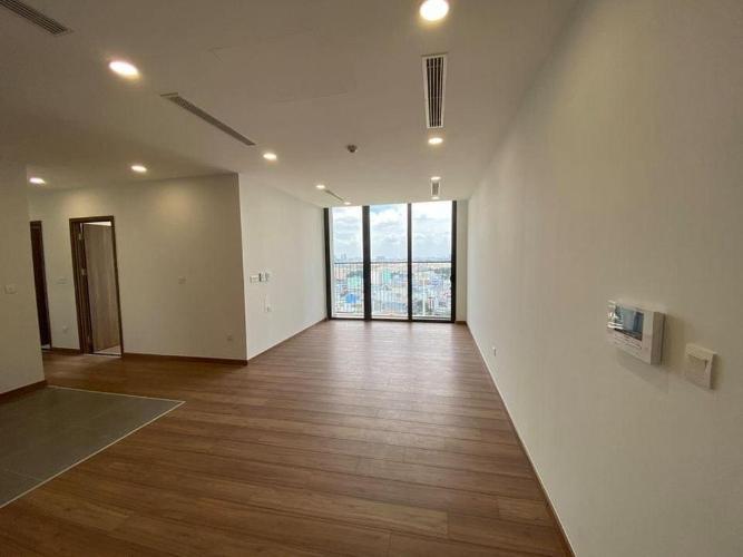 Căn hộ Eco Green Sài Gòn nội thất cơ bản, view thoáng mát