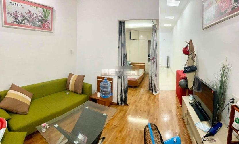 Căn hộ chung cư Miếu Nổi tầng thấp hướng Đông Nam, đầy đủ nội thất.
