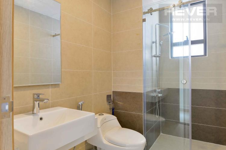 Toilet 2 Bán căn hộ The Sun Avenue 2PN, block 4, không nội thất, view nhìn về hướng Đảo Kim Cương và Thạnh Mỹ Lợi