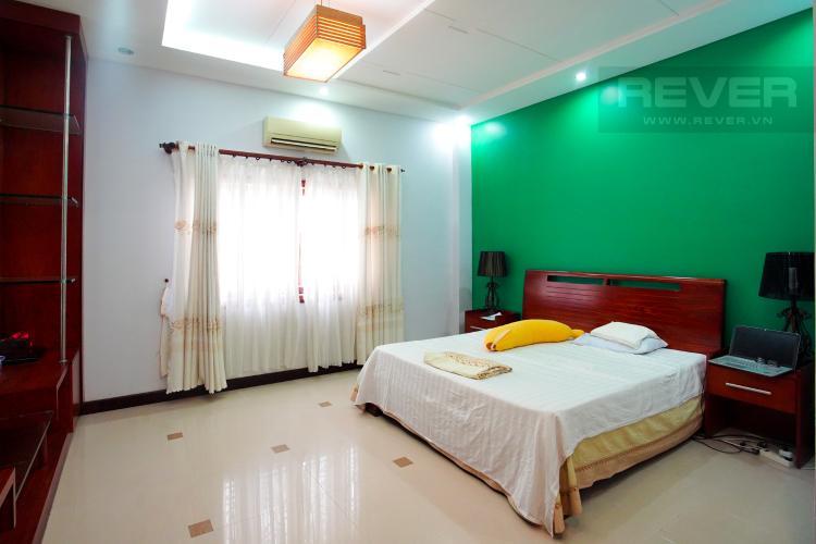 Phòng Ngủ 2 Tầng 1 Cho thuê nhà phố 4 tầng đường 19, Q2, đầy đủ nội thất, view Landmark 81