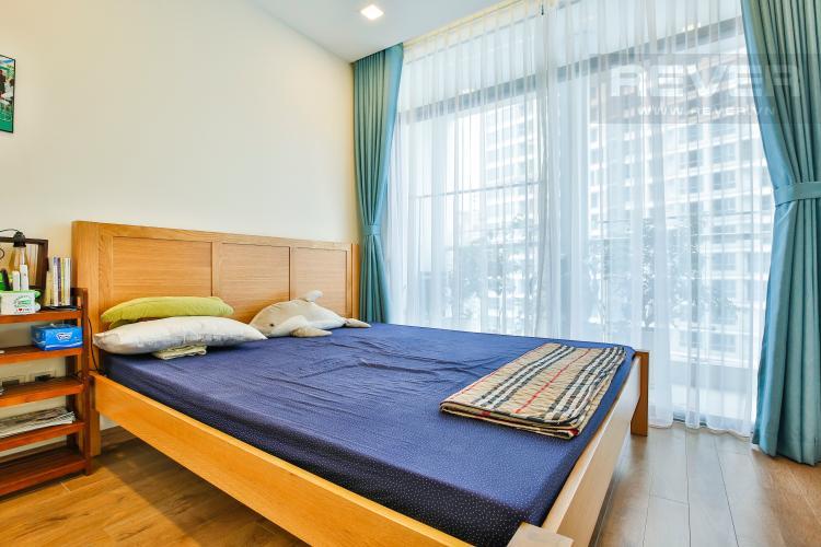 Phòng Ngủ 1 Căn góc Vinhomes Central Park 3 phòng ngủ tầng cao Park 5 view sông