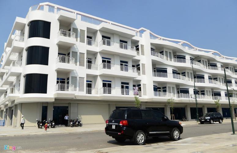 Tiện ích căn hộ Lakeview Văn phòng Thủ Thiêm Lakeview tầng 4, bàn giao thô, 4 tầng lầu.