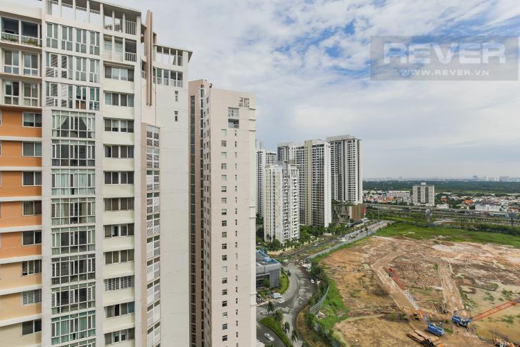 View Cho thuê căn hộ Lexington Residence 2PN, tầng cao, diện tích 70m2, đầy đủ nội thất