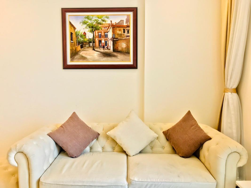 647ad701b61f4f41160e Cho thuê căn hộ Vinhomes Central Park 1PN, tháp Landmark Plus, đầy đủ nội thất, view thành phố