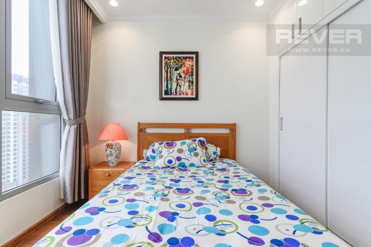 Phòng Ngủ 2 Căn hộ Vinhomes Central Park 2 phòng ngủ tầng cao C3 view nội khu