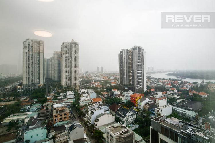 View Căn hộ Gateway Thảo Điền tầng cao, 1PN, nội thất đầy đủ