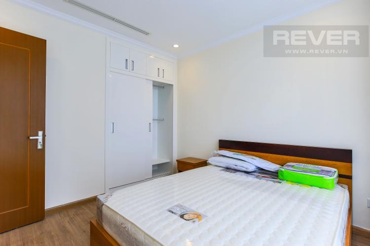 Phòng Ngủ 2 Căn hộ Vinhomes Central Park 3 phòng ngủ tầng cao L2 đầy đủ nội thất