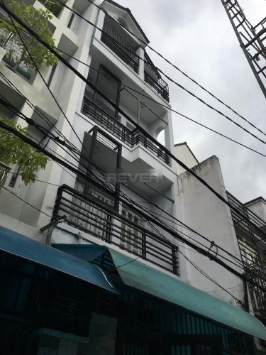 Nhà phố đường Bùi Quang Là, Gò Vấp Nhà phố Gò Vấp hướng Đông diện tích đất 52m2, hẻm rộng 5m.