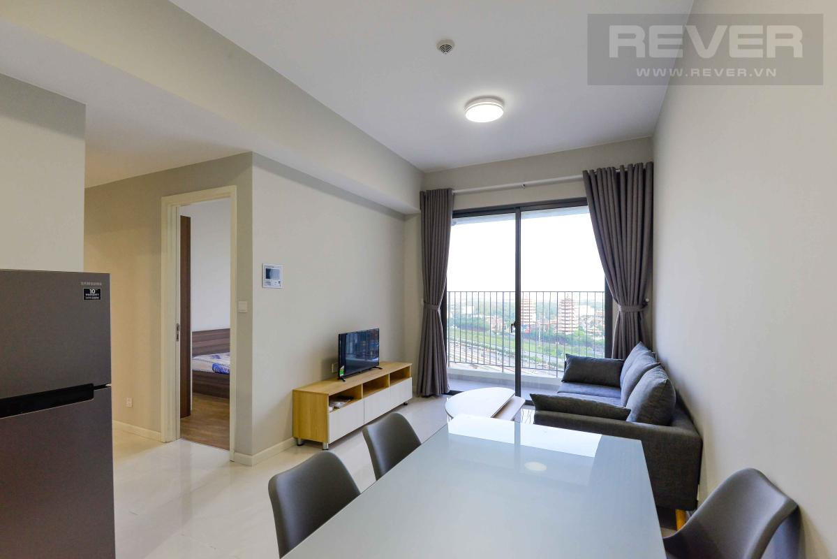 can-ho-MASTERI-AN-PHU Cho thuê căn hộ Masteri An Phú 2PN, tháp B, đầy đủ nội thất, ban công Đông Nam, view Ngã 3 Cát Lái