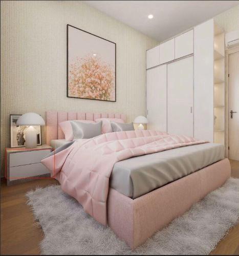 Cho thuê căn hộ Safira Khang Điền tầng trung, diện tích 69m2, đầy đủ nội thất.