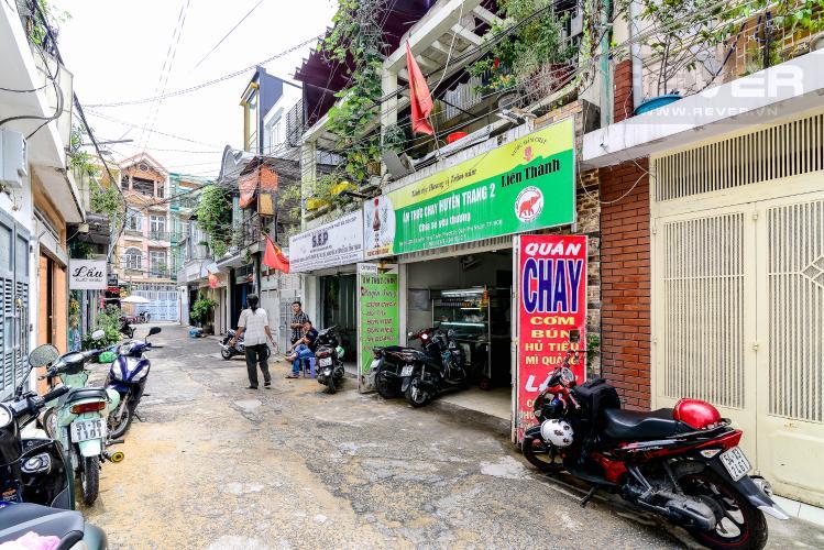Mặt Tiền Nhà Nhà phố 4 phòng ngủ đường Nguyễn Trọng Tuyển diện tích đất 60.3m2