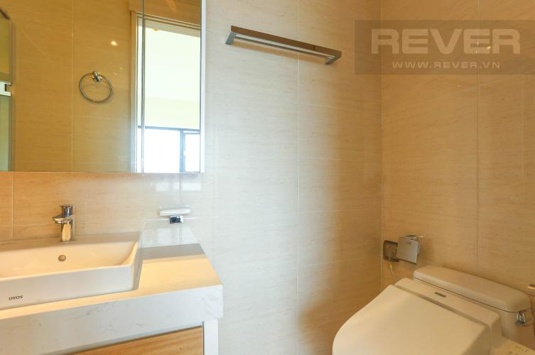 Phòng Tắm 1 Căn hộ New City Thủ Thiêm tầng thấp, 2PN, nội thất cơ bản