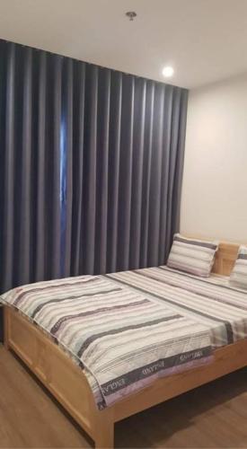 Phòng ngủ Vinhomes Grand Park Quận 9 Căn hộ Vinhomes Grand Park tầng cao, hướng sông Tắc thơ mộng.