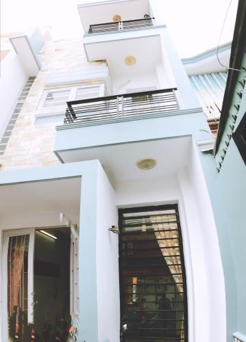 Nhà phố diện tích đất 61.3m2, hướng Đông Bắc, sổ hồng riêng