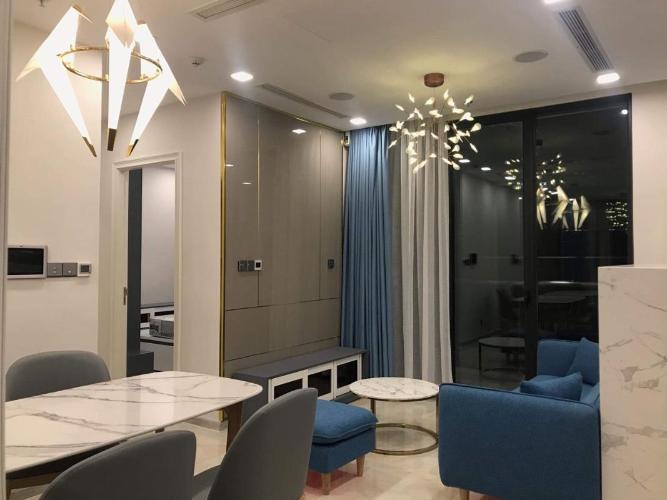 Căn hộ Vinhomes Golden River tầng 9 view thoáng mát đầy đủ nội thất