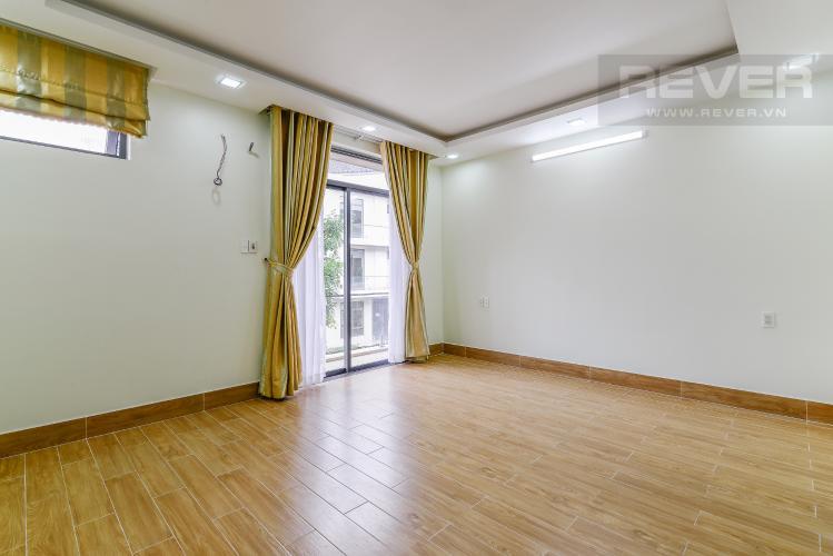 Phòng Ngủ Tầng 1 Nhà phố 3 phòng ngủ đường Võ Chí Công Quận 9 diện tích 125m2