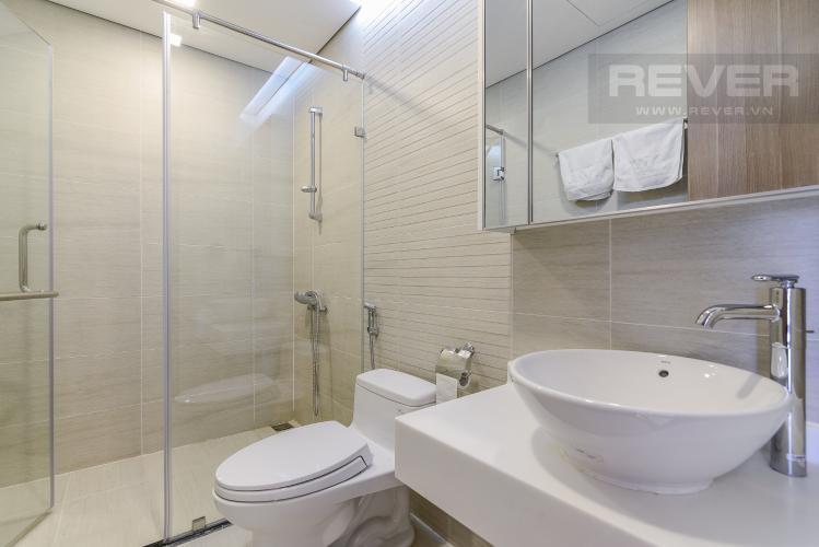 Phòng Tắm Căn hộ Vinhomes Central Park 1 phòng ngủ tầng cao P7 view sông