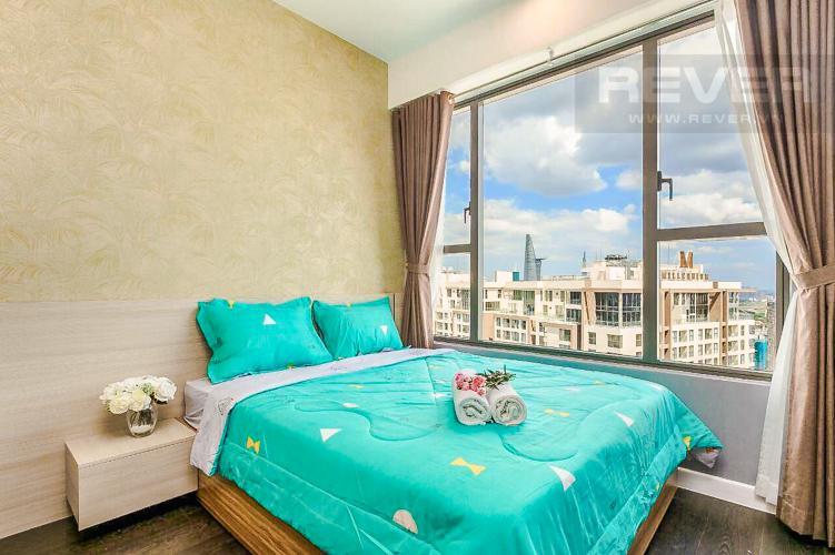 Phòng Ngủ 2 Bán căn hộ RiverGate Residence hướng Đông Bắc, 114m2, view thành phố