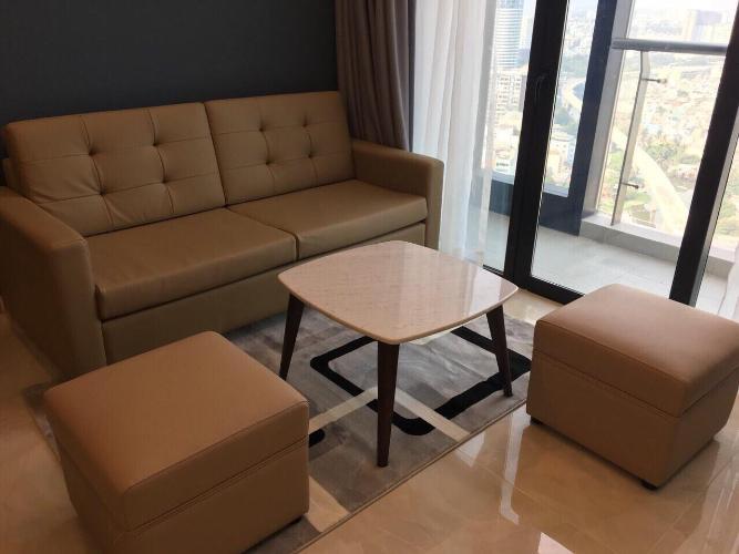 Bán nhà VInhomes Golden River Bán căn hộ Vinhomes Golden Rive, diện tích 64m2, 2 phòng ngủ view Landmark, đầy đủ nội thất.