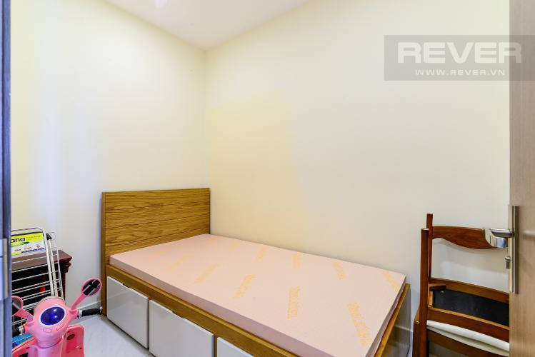 Phòng Ngủ Phụ Cho thuê căn hộ Vinhomes Central Park 3PN, tháp Park 7, đầy đủ nội thất, view hồ bơi
